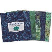 MOODY BLUES- 5 KARAT JEWELS