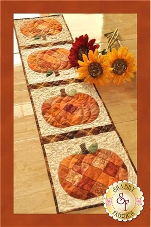 PATCHWORK PUMPKIN TABLE RUNNER KIT
