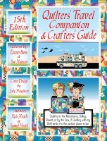 QUILTERS TRAVEL COMPANION & CRAFTERS GUIDE