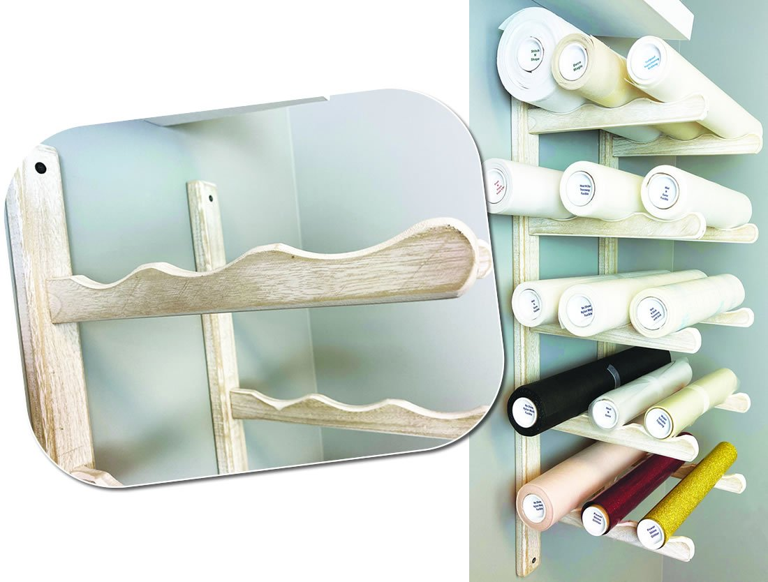 Easy Access Stabilizer Rack