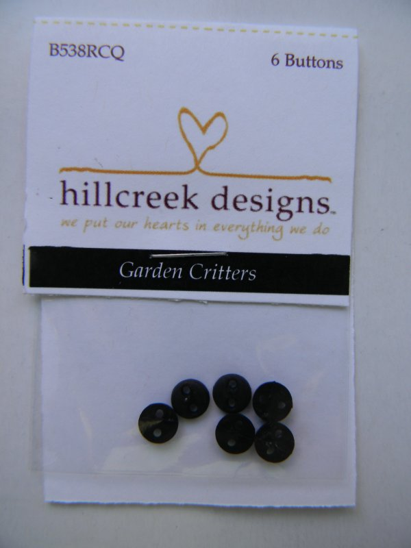 Garden Critters - button pack