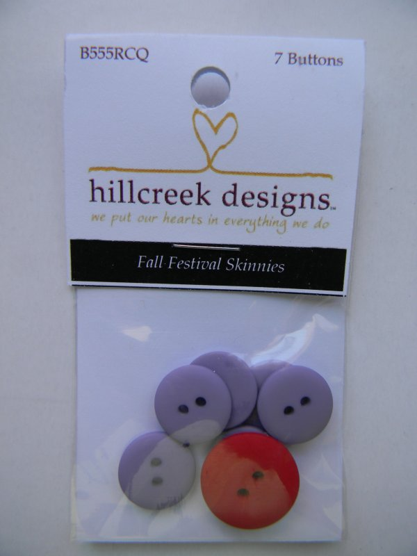Fall Festival Skinnies - button pack