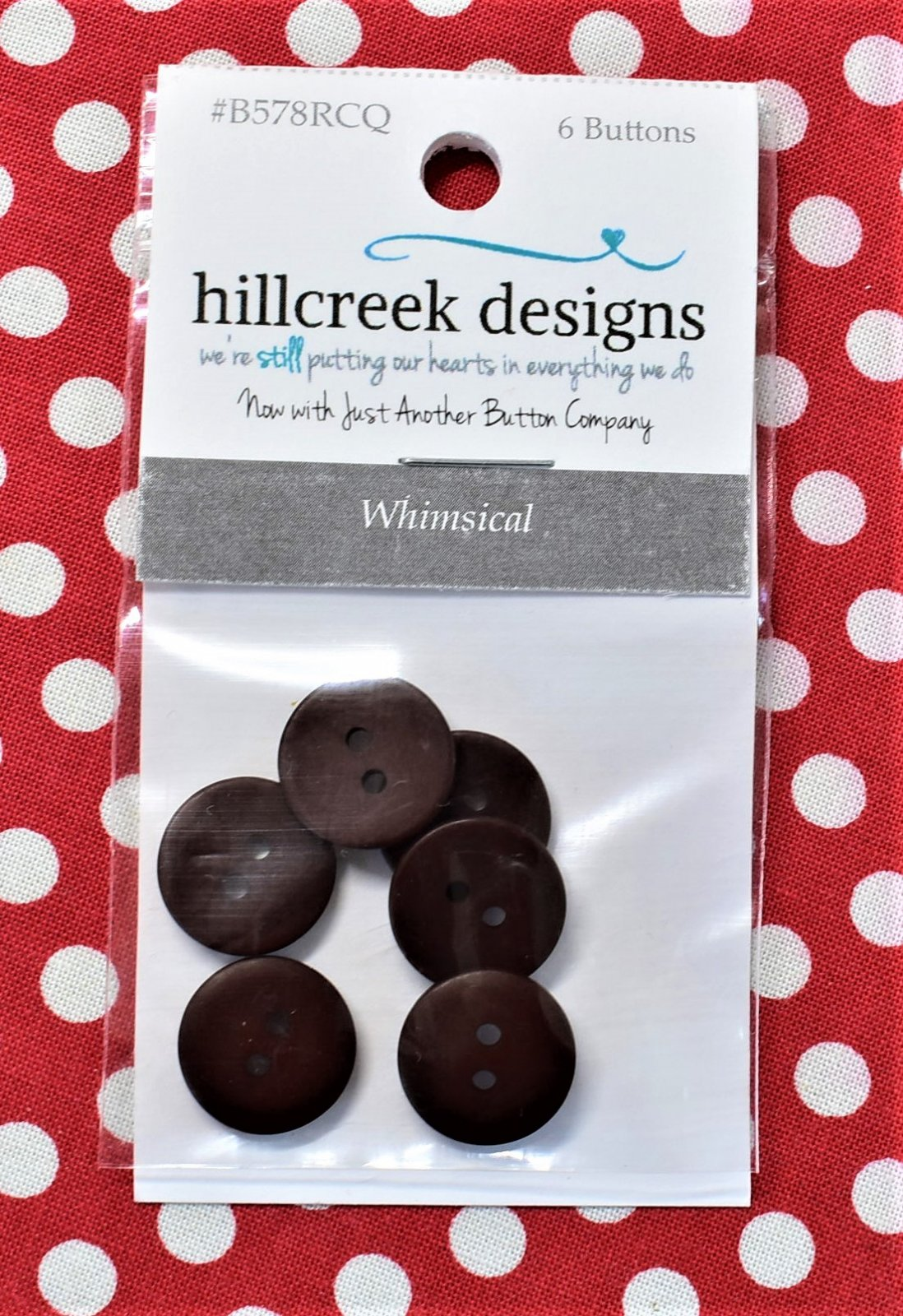 Whimsical - button pack