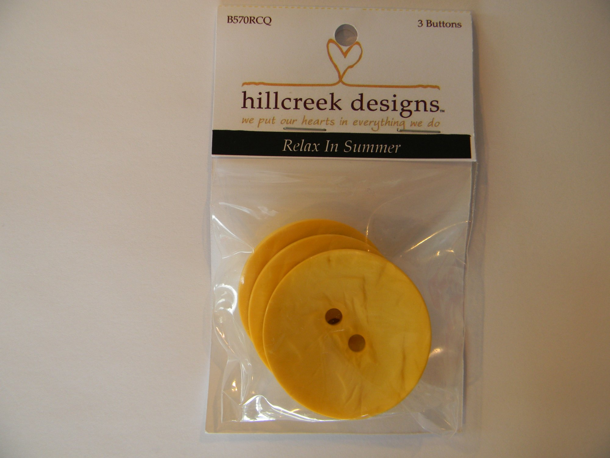 Relax in Summer - button pack