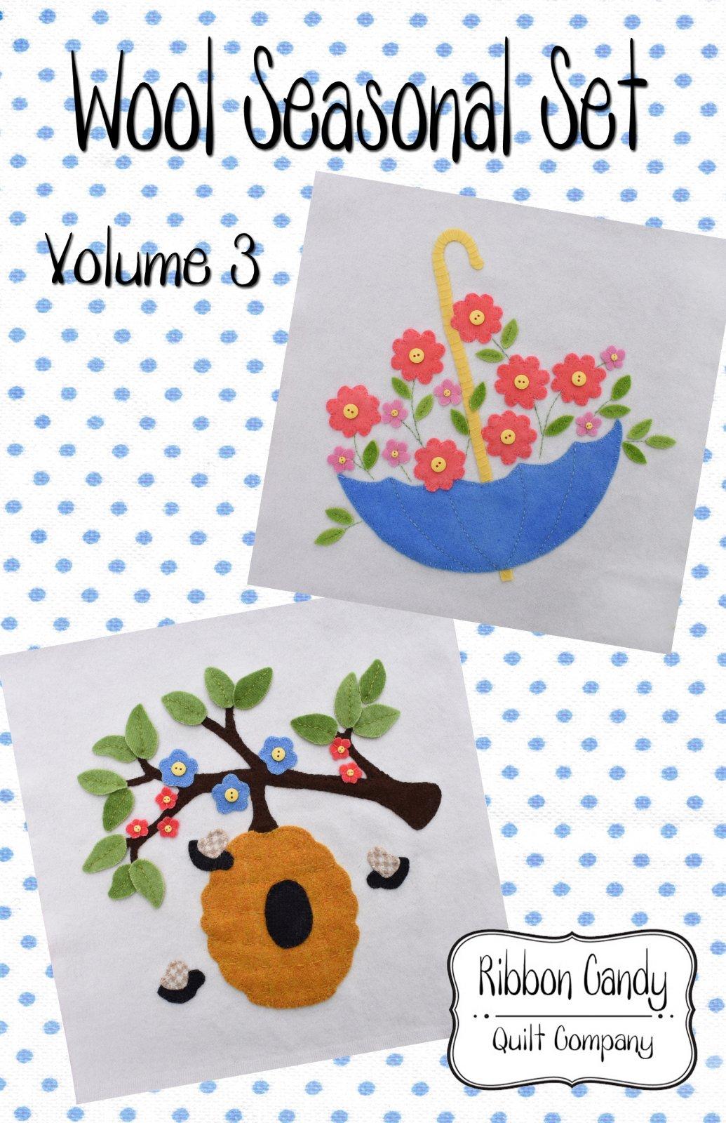Wool Seasonal Set Vol 3