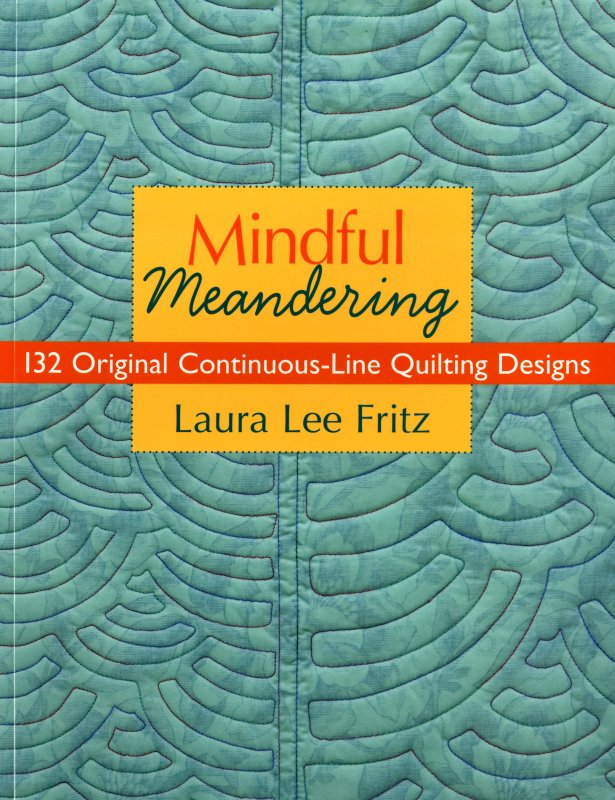 Mindful Meandering book - 10616 - MAY BE RESTOCKED UPON REQUEST