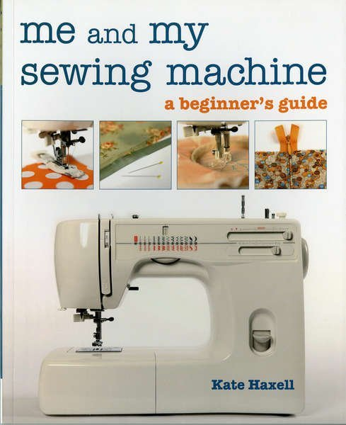 Me and My Sewing Machine - 10759
