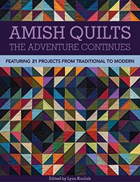 Amish Quilts - The Adventure Continues - (11015) - MAY BE RESTOCKED UPON REQUEST
