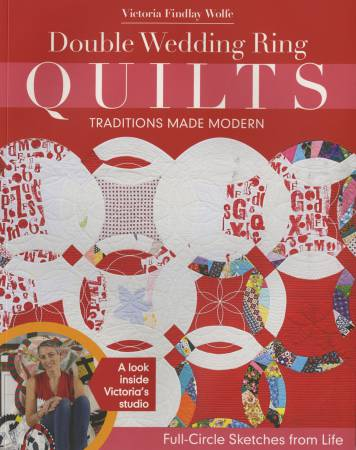 Double wedding Ring Quilts - Traditions Made Modern - Softcover - 11100