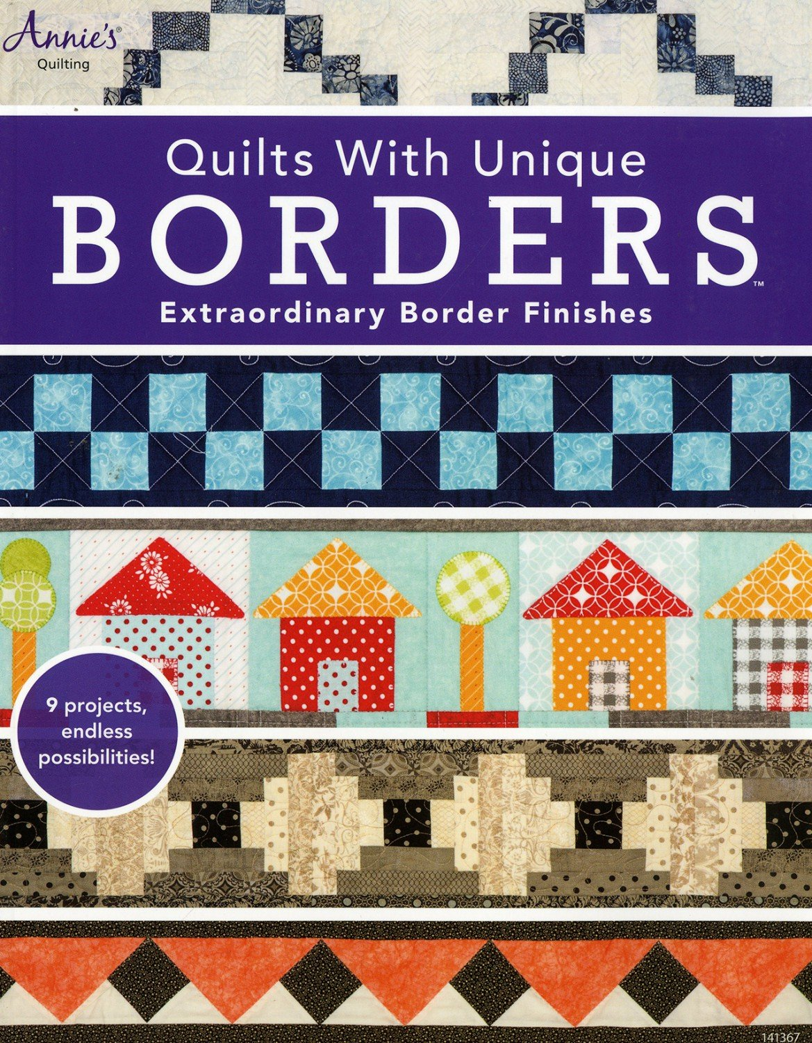 Quilts with Unique Borders - MAY BE RESTOCKED UPON REQUEST