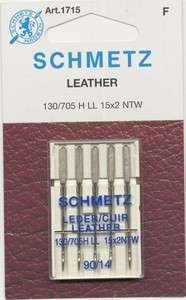 Schmetz Leather Machine Needle Size 14/90 - S-1715