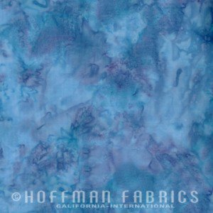 Wisteria Watercolor Batik - 1895-229  - MAY BE RESTOCKED UPON REQUEST