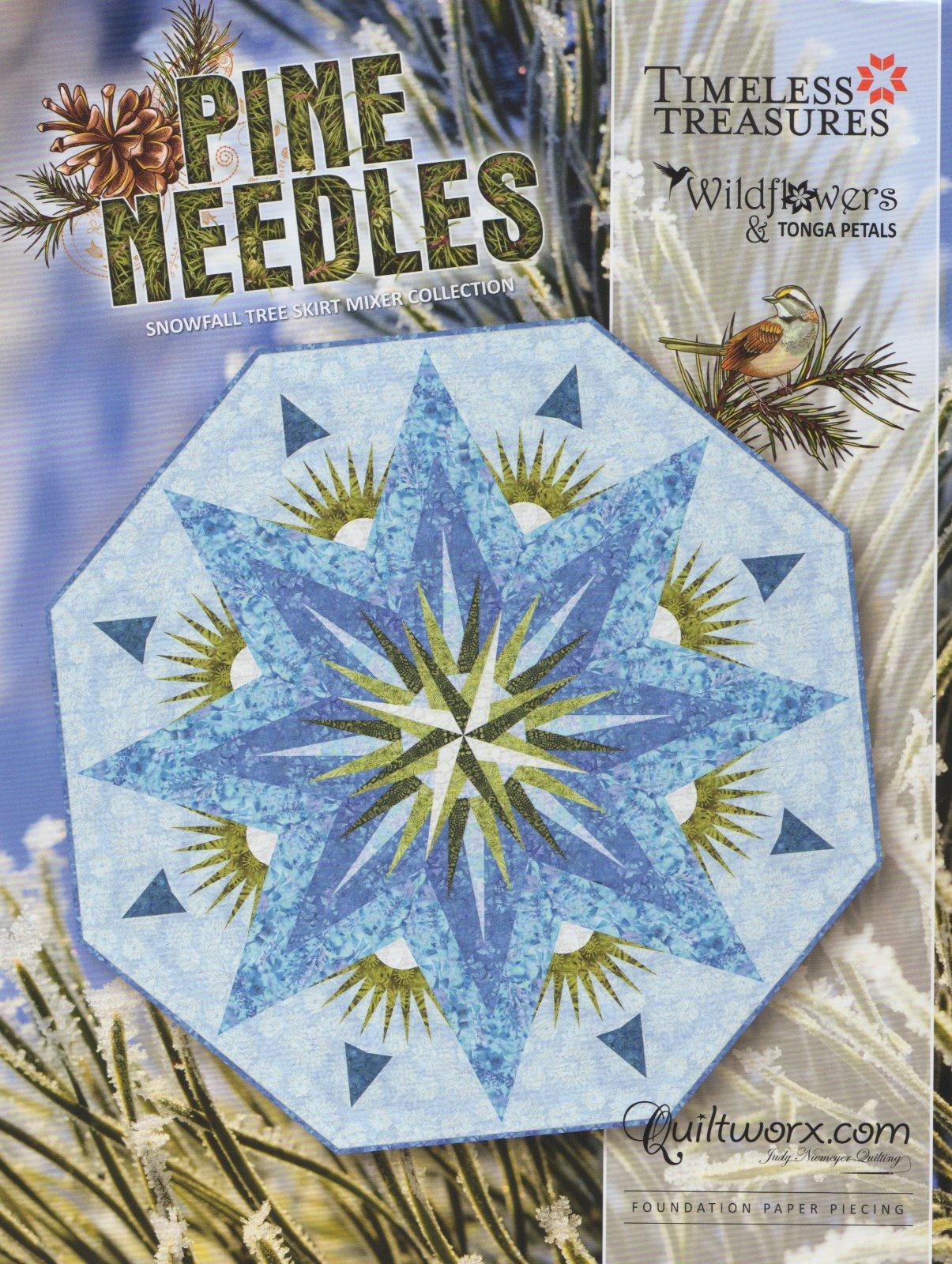 Pine Needles- JNQ193P4-1