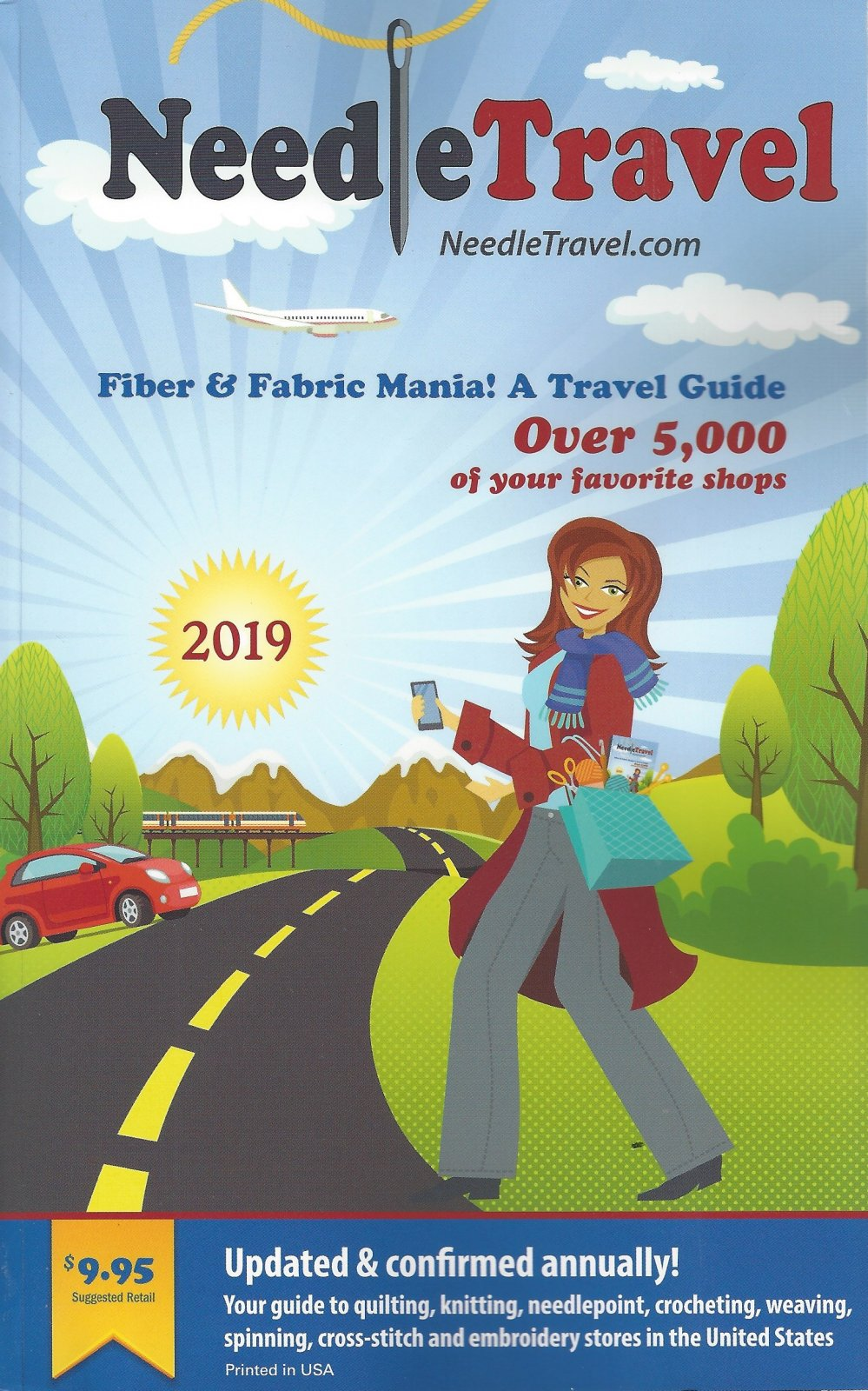 *2019 Needle Travel - TG19
