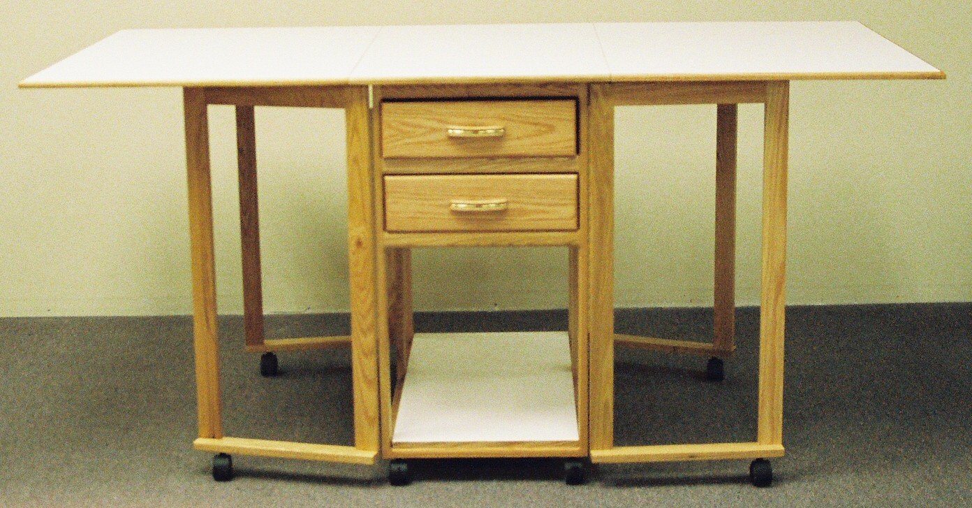 Two Drawer Cutting Table