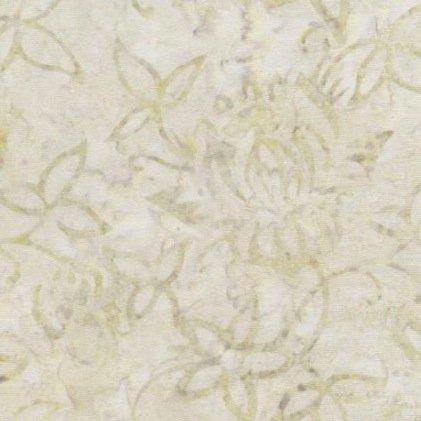 *Sand Flowers Tonga Batik - B4444-SAND