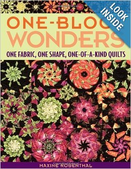 One Block Wonders: One Fabric, One Shape, One-Of-A-Kind Quilts - 10428