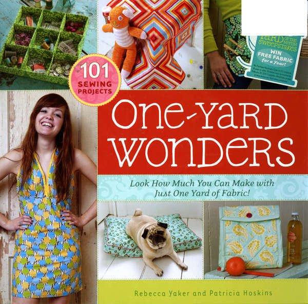 One-Yard Wonders - 62449