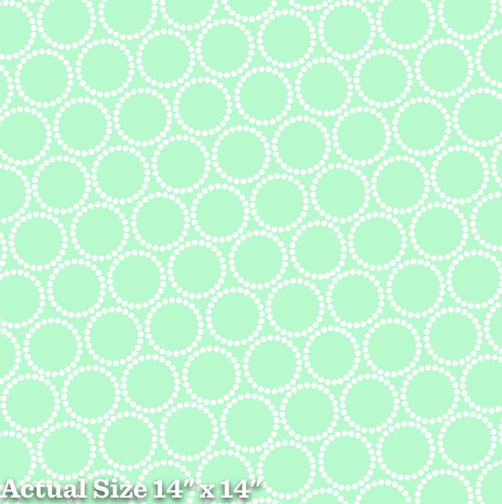 *Light Green Mini Pearl Bracelets - A-7829-G2
