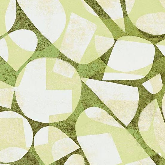 *Green Shapes - A-8181-G