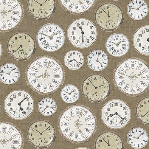 *Brown Clocks  - TP-1442-V