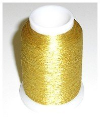 Yenmet Metallic Thread (10 Karat Gold) - 110-S11