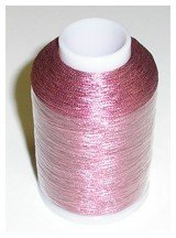 Yenmet Metallic Thread (Solid Pink)    - 110-SN7