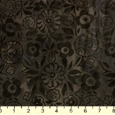 Black Olive Batik - 9197