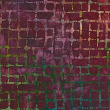 Wineberry Elemental Batik - AMD-14925-232