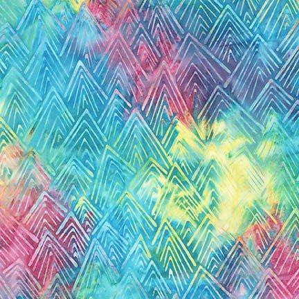 Robert Kaufman Artisan Batik AMD-16082-26 Petunia 1//2 yd