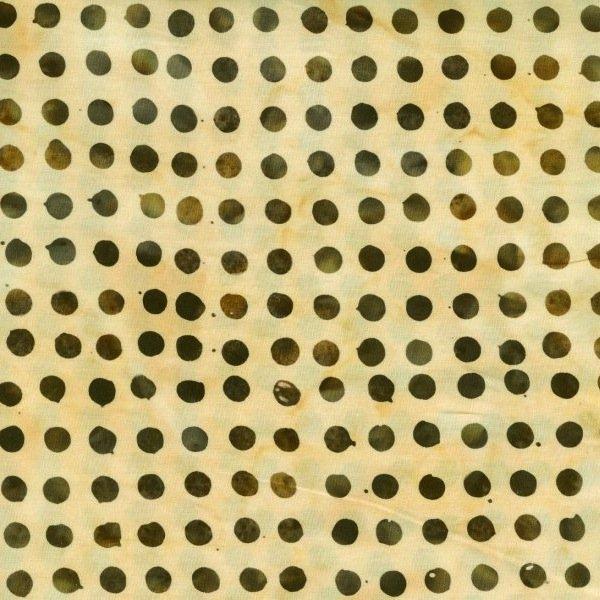*Dark Dots Batik - 9204