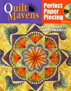 Quilt Mavens - (AQS7018) - MAY BE RESTOCKED UPON REQUEST