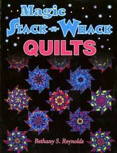 Magic Stack-n-Whack Quilts - (AQS704-6)