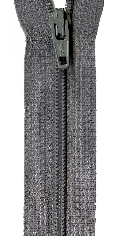 14in Grey Kitty Zipper - ATK308Z