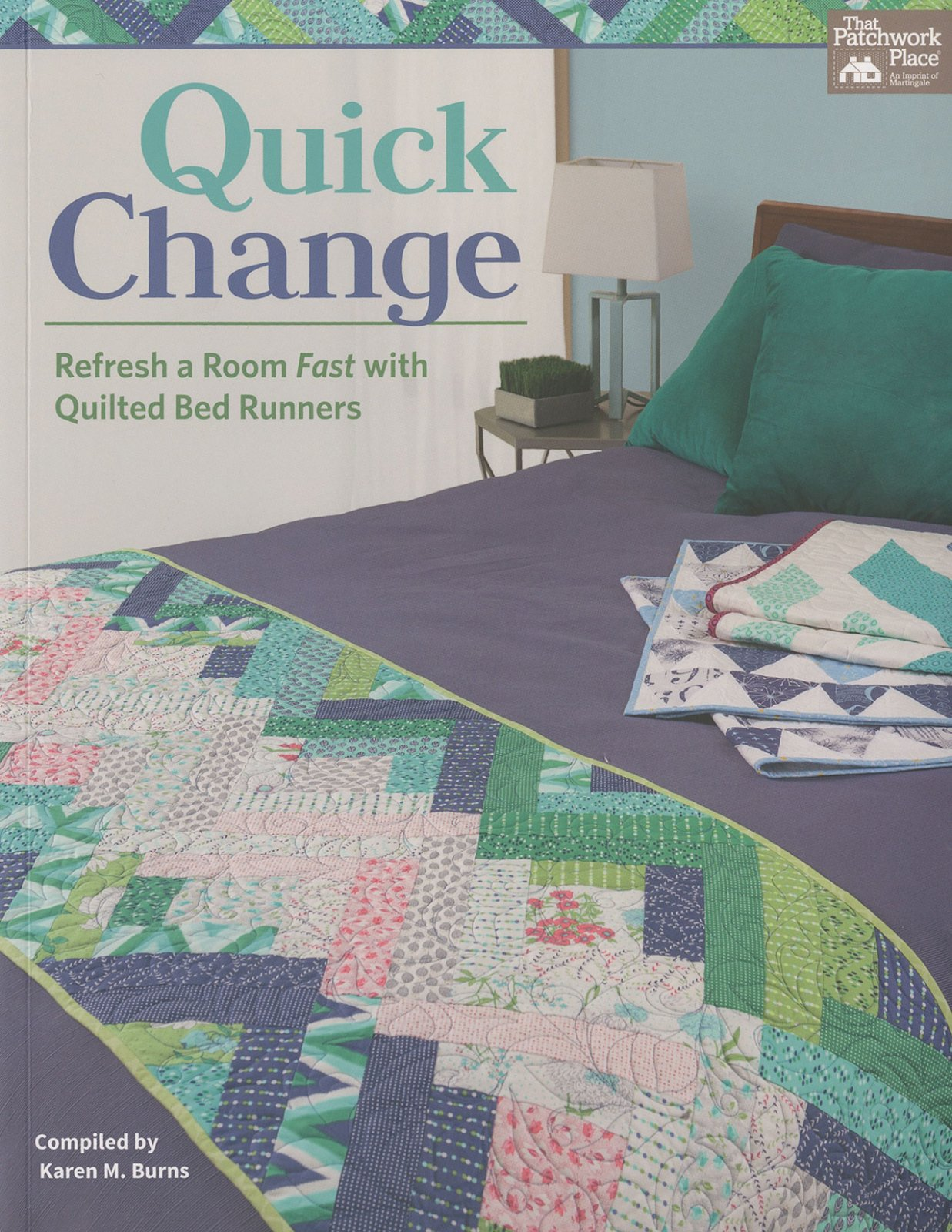 Quick Change Book - B1316T - MAY BE RESTOCKED AT YOUR REQUEST