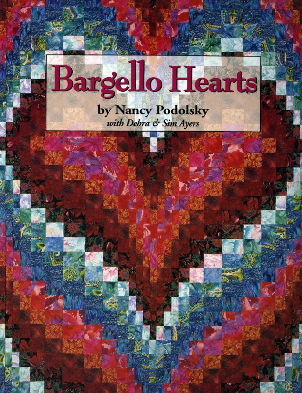 Bargello Hearts - BHRT - MAY BE RESTOCKED UPON REQUEST