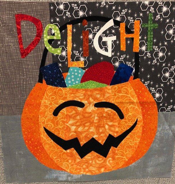 *Imagine- Art to Heart  - Delight Mini Quilt Kit - ATHDLT-01