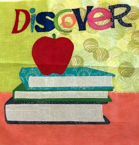 Imagine- Art to Heart  - Discover Mini Quilt Kit - ATHDSC-01