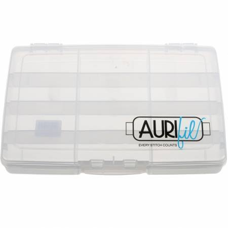 Empty Aurifil Large Spool Thread Case - EMPTYCASE - MAY BE RESTOCKED UPON REQUEST