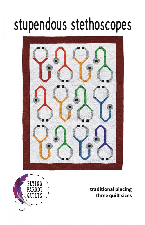 *Stupendous Stethoscopes pattern - FPQ017