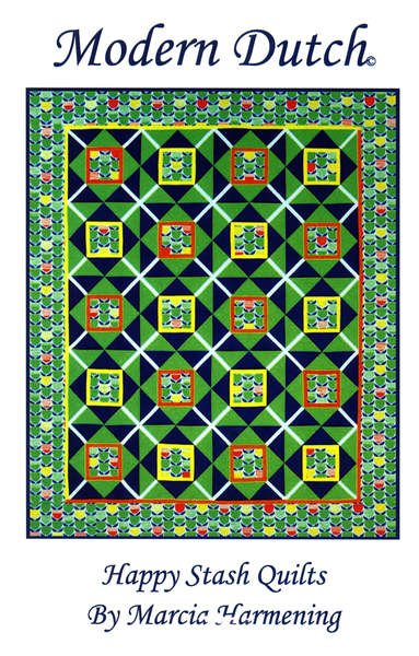 *Modern Dutch pattern - HSQ048