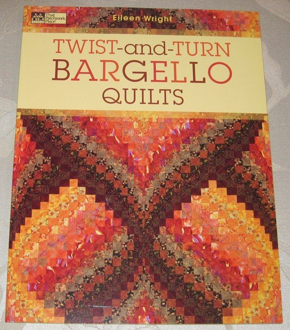 Twist and Turn Bargello Quilts - B1016T