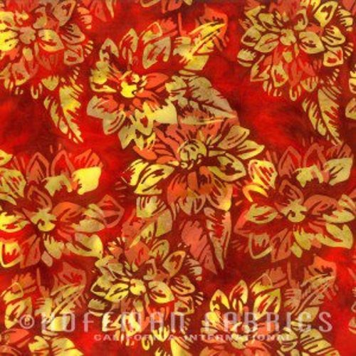 *Bali Chop Paprika Dahlia - M2752-389