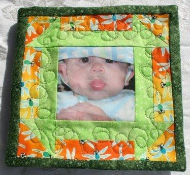 *Baby's First Photo Album Pattern - DIGITAL DOWNLOAD - BFA001PD