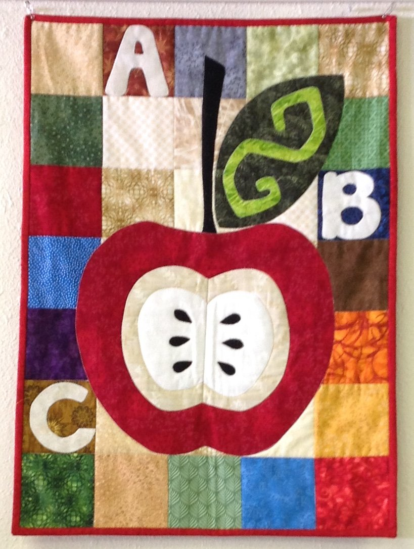 *Calendar Quiltlet of the Month- September Fabric Kit - CALSEK-001