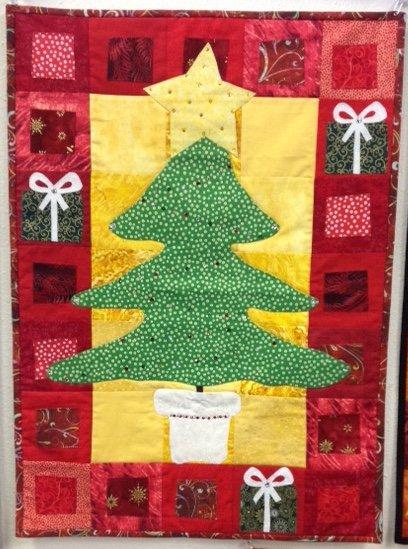 *Calendar Quiltlet of the Month- December Fabric Kit - CALDCK-001
