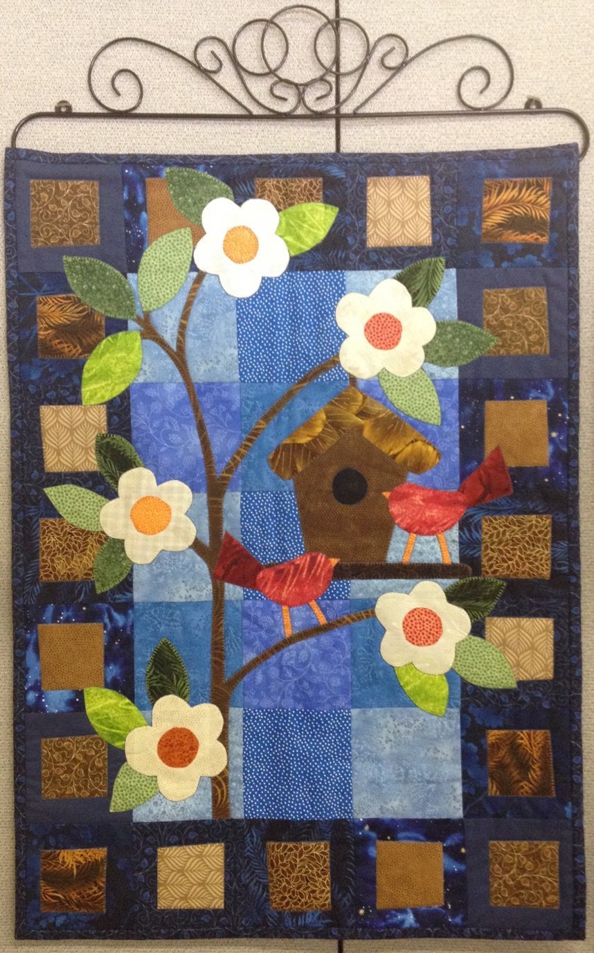 *Calendar Quiltlet of the Month - March Fabric Kit - CALMK-003