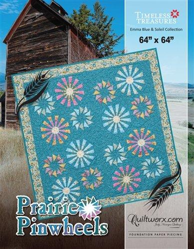 Prairie Pinwheels Pattern - JNQ143P