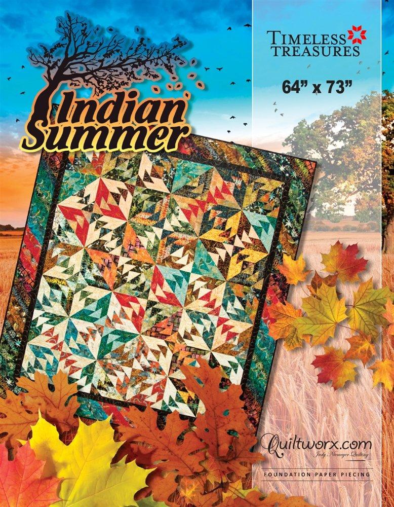 Indian Summer 2015 Pattern - JNQ185P-WS