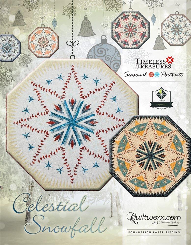 *Celestial Snowfall - JNQ193P-WSAS